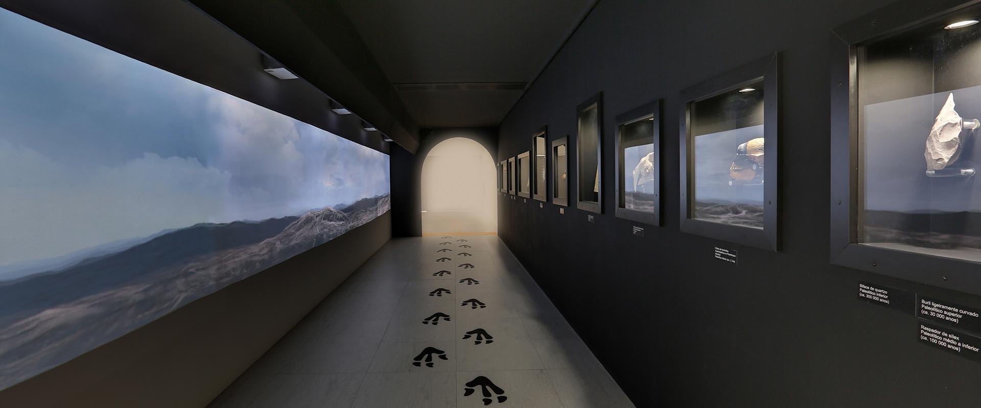 Exposição Permanente aberta no dia 30 de março