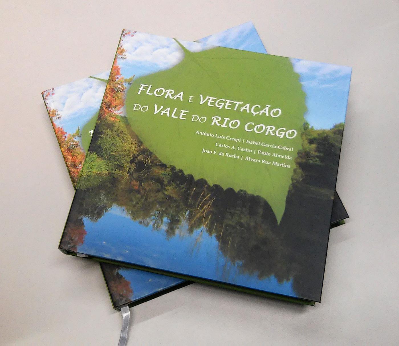 Flora e Vegetação do Vale do Rio Corgo