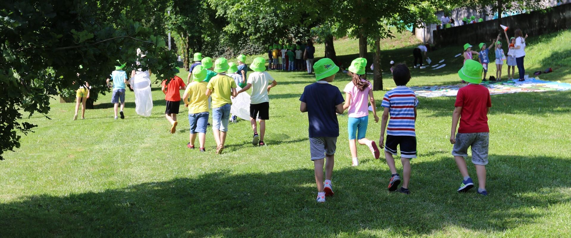 Semana do Ambiente: o primeiro dia cheio de juventude e boa disposição