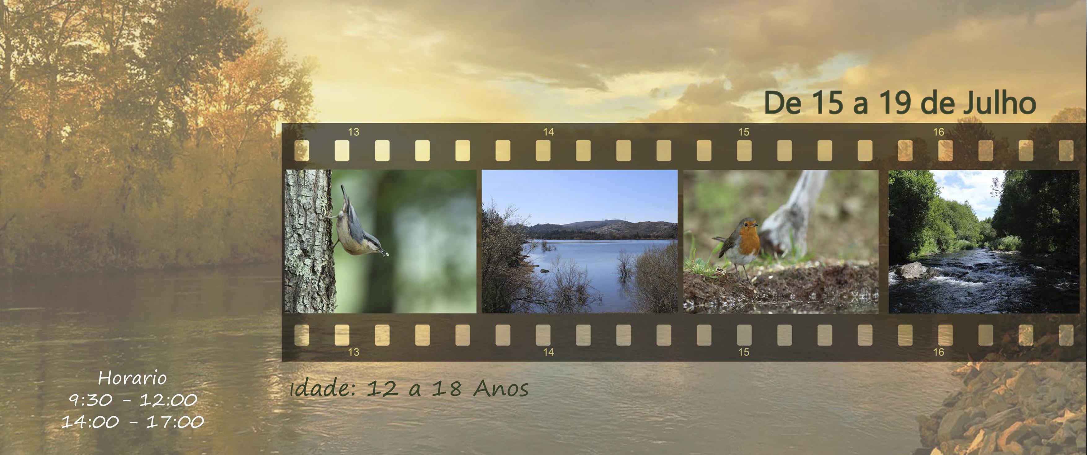 Curso Juvenil de Cinema de Natureza 2019
